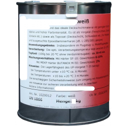 Gel-coat T35 avec catalyseur (peroxyde SF10)